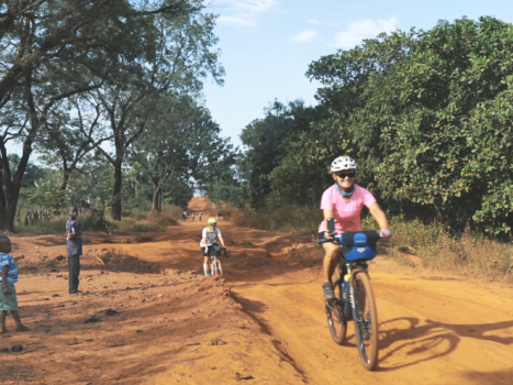 Fouta Djalon: Part 3 of our 4-Part Series on Cycling West Africa