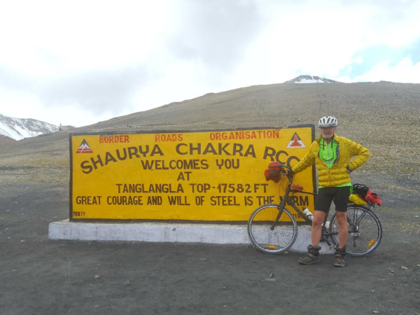 Cycling Over 5,000 Metre Passes On The Trans-Himalaya Cycling Tour
