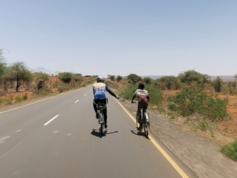 Parts 3 & 4 of our 8-Part Video Series – 'Cycling Cairo to Cape Town'