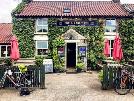 Watering Holes Of The Pub Ride – Time, Gentlemen, Time.