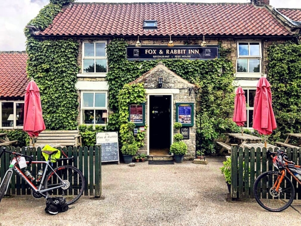 Watering Holes Of The Pub Ride - Time, Gentlemen, Time.