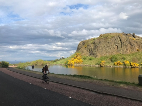TDA Reports From The Field: Feathering the Brakes in Edinburgh