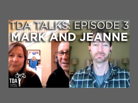 Episode 3 Of TDA Talks With Mark & Jeanne Turner