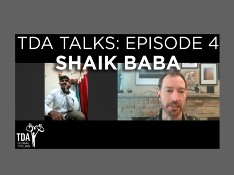 Episode 4 of TDA Talks with Shaik Baba