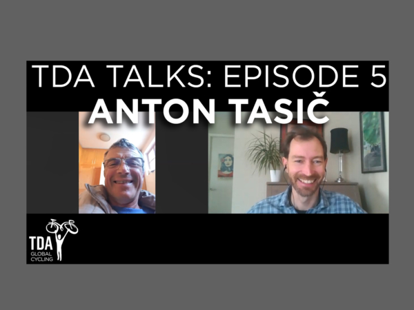 Episode 5 of TDA Talks with Anton Tasič