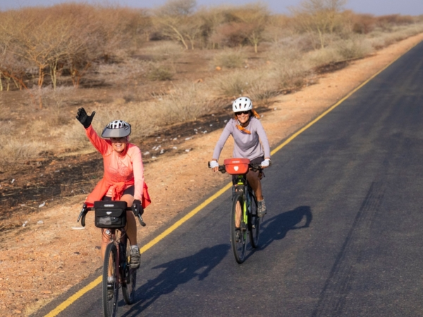 What to Carry On Your Bike On A Supported Cycling Tour