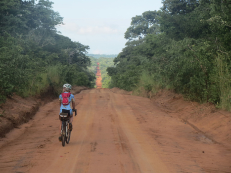 The Tour d'Afrique Cycling Expedition Restarts Where It Left Off