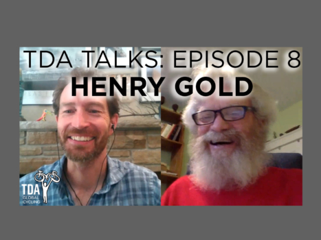 Episode 8 of TDA Talks with Henry Gold