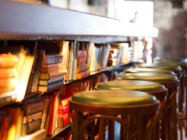 The Pub Ride: A Literary Journey
