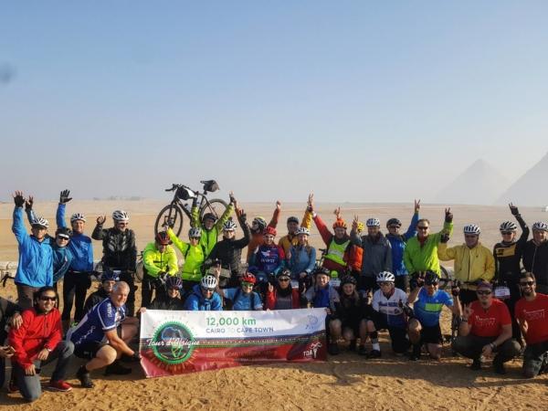 The 2021 Tour d'Afrique...As It Would Have Happened